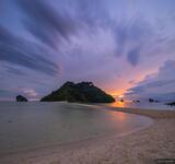 Andaman Sunset print