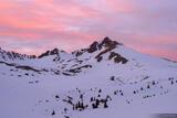 Matterhorn Sunset print