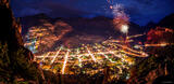 Fourth of July in Ouray print