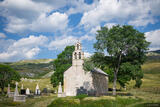 Durmitor Church print