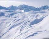 Saksaia Glacier print