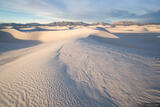 White Sands Morning print
