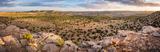 Cliffdweller Panorama print