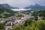 Rainy Berchtesgaden print