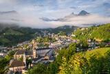 Berchtesgaden Morning print