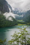 A Glimpse of Obersee print