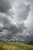 Wilson Peak Storm print