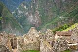 Macchu Picchu Precipice print