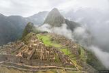 Misty Macchu Picchu print