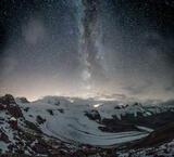 Diavolezza Galaxy print