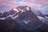 Monte Disgrazia Sunrise print