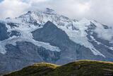 Rising Jungfrau print