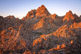 Bouder Basin Sunrise print