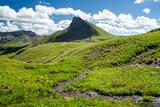 Wildhorse Peak Tundra print