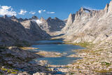 Wind River Range West Side Trek, Wyoming