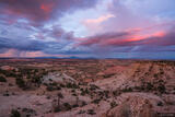 Sunset Over Escalante print