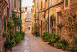 Valldemossa Alley print
