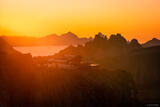 Rifugio Lagazuoi Sunrise print