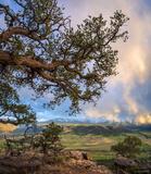 Pleasant Valley Sunset print