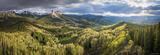 Cimarron Spring Panorama print