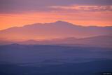 Pikes Peak Pastels print
