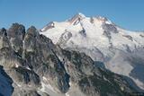 High Pass Glacier View print