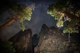 Black Canyon Night print