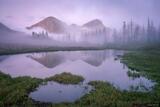 Rising Rain print
