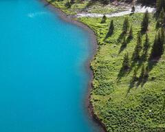 Lower Blue Lake, Sneffels Range, San Juan Mountains, Colorado