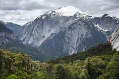 Cerro La Junta, Cocham, Cochamó, Chile, Cochamo