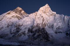 Everest Dusk