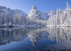 Colorado, Indian Peaks, Lone Eagle Peak, Indian Peaks Wilderness, lone eagle