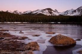 Brainard Lake, Indian Peaks, Colorado