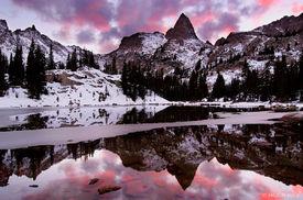 Mt. Valhalla, Eagles Nest Wilderness, Gore Range, Colorado