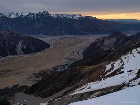 Mount Cook Village, New Zealand