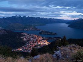 Queenstown, Lake Wakatipu, Remarkables, New Zealand