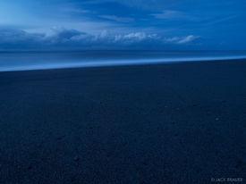 Gillespie Beach, West Coast, Tasman Sea, New Zealand