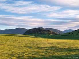 Wanaka, Sheep pastures