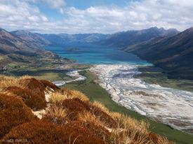 Glenorchy, Dart River, Lake Wakatipu, New Zealand