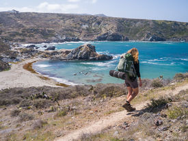 California, Catalina Island, Catalina, hiking
