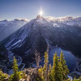Alpine Lakes Wilderness Trek, Washington - July 2016