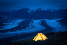 Backpacking in Kluane National Park, Yukon - August 2016