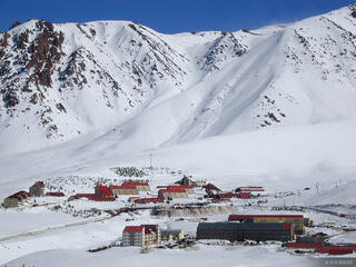 ski resort, Argentina, Las Leñas