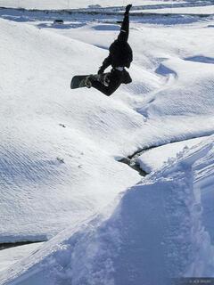 Method Air, Argentina, snowboarding, Las Leñas