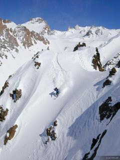 Chivito, Argentina, snowboarding, Las Leñas