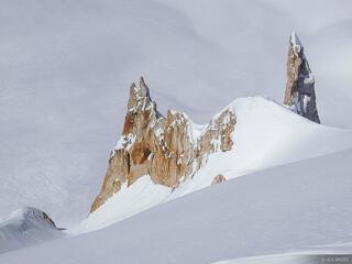 Cerro Torresillas, chute, Argentina, snowboarding, Las Leñas