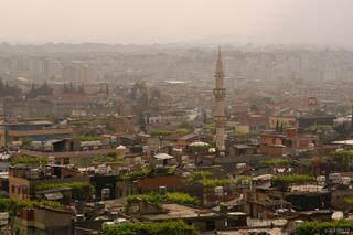 minaret, Antakya, Turkey