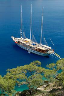 Mediterranean Sea, yacht, Turkey, Ölüdeniz