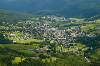 Dolomites, Europe, Italy, Cortina d' Ampezzo