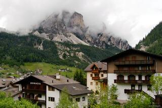 Corvara, Dolomites, Italy